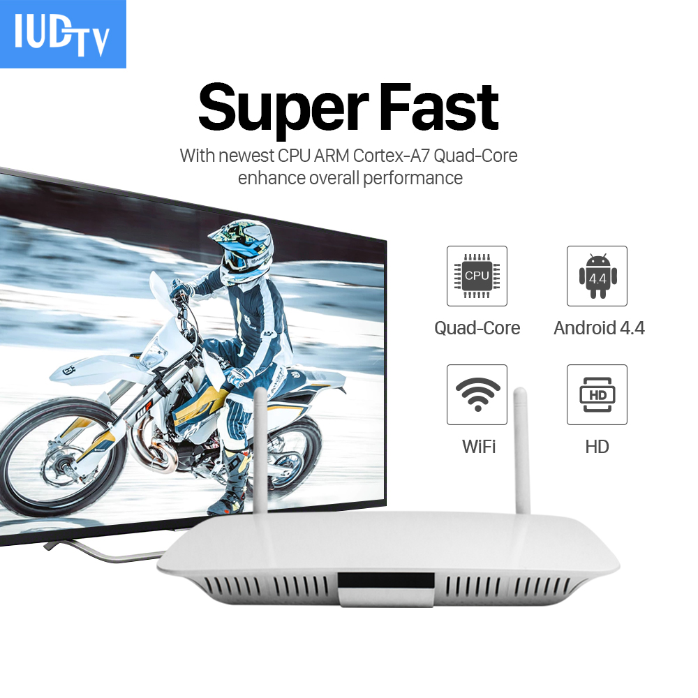 Smart Tv Box Q1404 Android R3128 TV Box 2000 + IUDTV Europäischen...