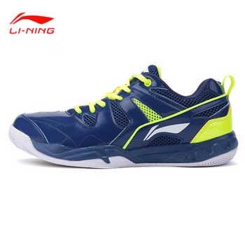 Li-Ning 2017 New Men Badminton Shoes Men Professional Shoes Cushioning Breathable Training Wear Resistant AYTM069 - DISCOUNT ITEM  35 OFF Sports & Entertainment