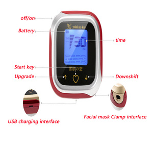 Image 4 - Fabrika doğrudan satış EMS ion maskesi güzellik enstrüman negatif iyon ithalat güzellik maskesi enstrüman masaj konfor yorgunluk test cihazı