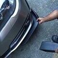 1 пара  автомобильные передние лопаты  автомобильный бампер  спойлер  передняя лопата  декоративное устойчивое к царапинам крыло  универсал...