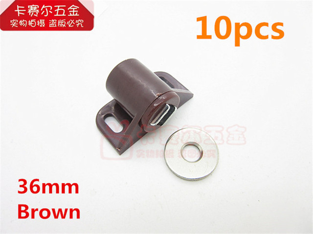 10pcs Magnet Cabinet Door Catch Free Shipping In Cabinet Catches