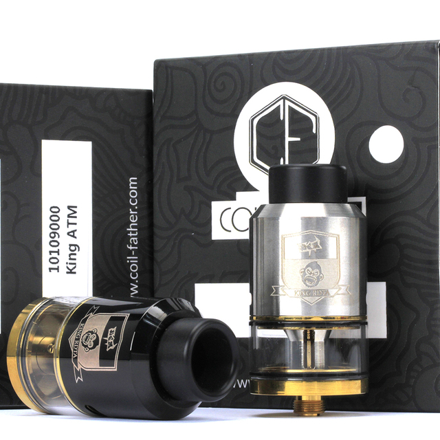 Coil Father King RDTA Style Tank