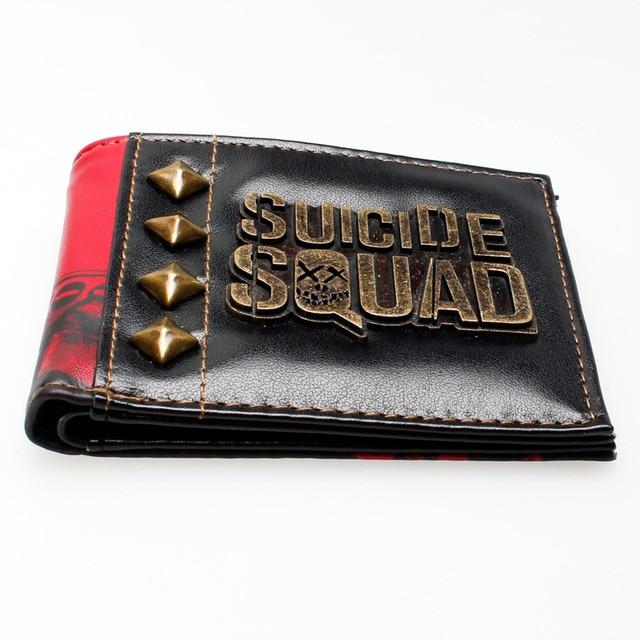 Бумажник Отряд Самоубийц эмблема 4