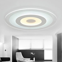 Modern acrylic led ceiling light, ring ceiling lighting, D20cm D42cm D52cm D62cm D78cm bedroom living room ceiling lamp fixtures