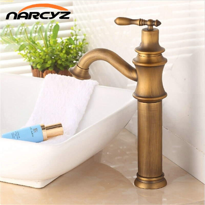 2014 torneira European classical bibcock antique bronze basin faucet 74052014 torneira European classical bibcock antique bronze basin faucet 7405