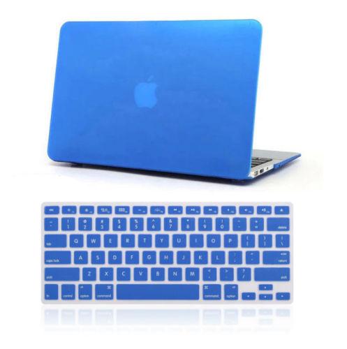 Matte laptop Hard Cover Case For Apple Macbook Air 11 13 Pro 13 15 Retina 12 13 15 inch Laptop bag for Mac Book pro 13 case