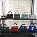 Женщины большой мешок руки женские желе сумки дамы бренд плеча bolsa feminina малый золотой пряжкой сумка кошельки и сумки сумка