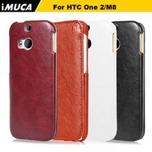 for htc one m8 case cover for HTC One 2 One M8 M8s M 8 M8x luxury flip pu leather case imuca brand mobile phone accessories bag