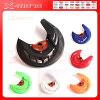 Motorcycle Front Brake Disc Rotor Cover Guard For KTM SX SXF XC XCF EXC EXCF 125