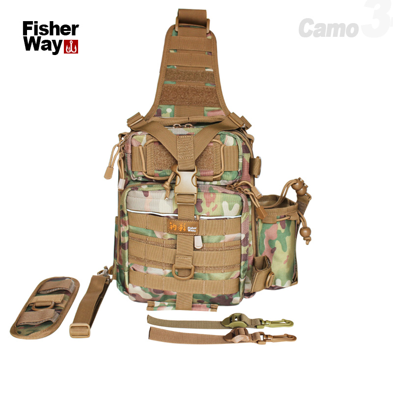 Have An Inquiring Mind Free Shipping Fishing Tackle Bag Backpack For Fishing Life Jacket Chest Bags Climbing Bicycle Hunting Outdoor Pack Wide Varieties