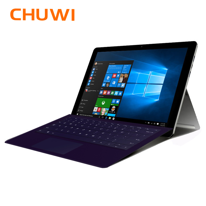 D'origine CHUWI Surbook 12.3 Tablet PC Intel Apollo Lac N3450 Windows 10 Quad Core 6 gb RAM 128 gb ROM 12.3 pouces 2 k Écran