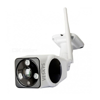 Waterproof 3D Panoramic Fisheye HD IP 2 0MP Camera HD Camera With P2P Server Technology Standing