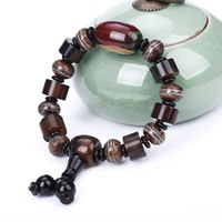 5A Original Chakra Healing Beads Bracelet Natural Agate Jade Diffuser Bracelet Jewelry Voor Women Chinese Style Charm Amber Jade