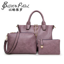 High quality Cow Leather Shoulder Bags Women Handbags Luxury Brand design for ladies Messenger Bags 3