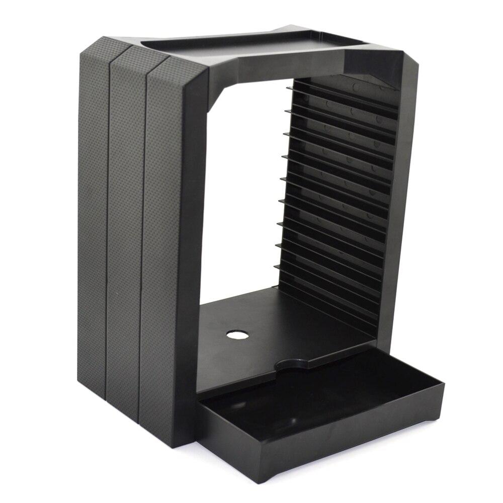 DiscStorage Multifunktionale Universal Spiele & Blu Ray Disc Lagerung Turm für Xbox...