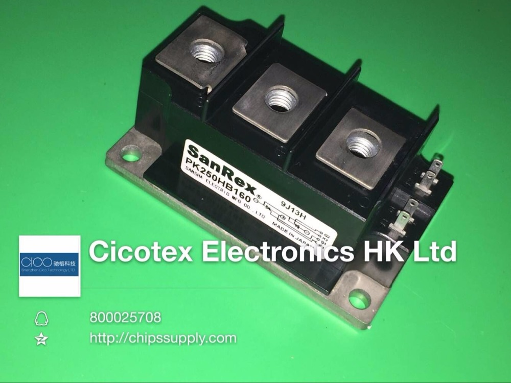 PK250HB160 MODULE IGBT Power Thyristor-Diode Module 1600V 250A Mass 1pcs lot inverter module fp10r12yt3 power igbt module