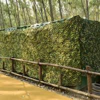 3x7M Woodland Digital Nascondi Mesh Ombra Netto Army Camouflage Caccia Ombra Vele di Campeggio Esterna Tenda Della Spiaggia Tenda Da Giardino ripari per il sole