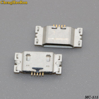 ChengHaoRan 2-10pcs For Asus ZenFone Go 5.5 TV ZB551KL X013D micro mini usb charge charging connector plug dock jack socket port image