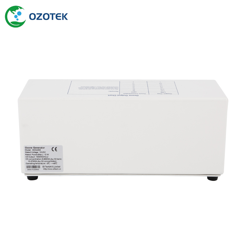 OZOTEK Ozone Therapy MOG003 5 99mg ml 12VDC for Dental in Air Purifier Parts from Home Appliances