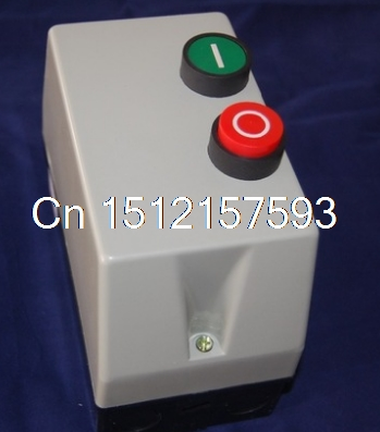 1PC Motor Magnetic Starter Fits LE1-D18 12-18A 220V AC 4KW 5.5HP 380v coil ac contactor 4kw 5 5 hp 3 phase motor control magnetic starter 6 8 11a