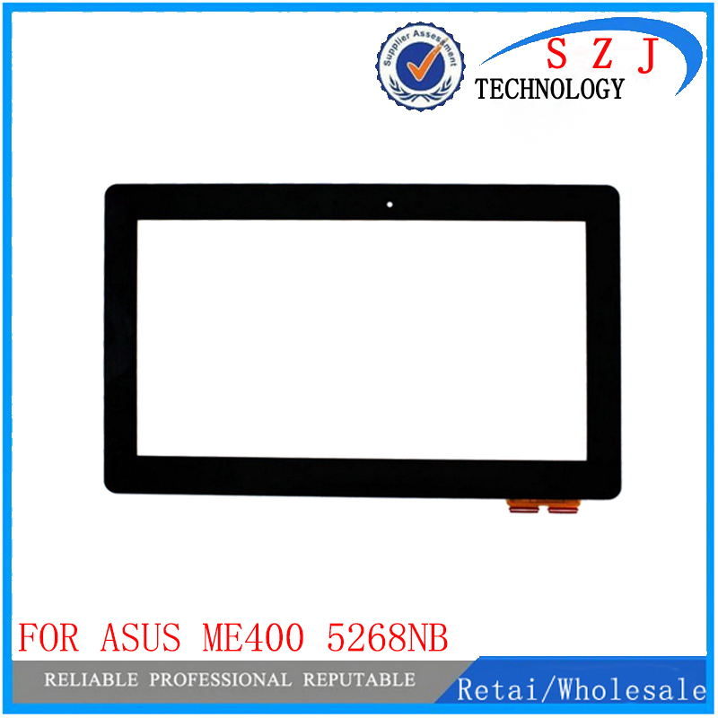 New 10.1 case for ASUS VivoTab Smart ME400C ME400 5268NB Rev:2 FPC-2 5268NC Digitizer Touch Screen Glass Panel Lens Replacement original touch screen glass lcd display panel sreen with frame for asus vivotab rt tf600 tf600tl 5234n fpc 2 free shipping