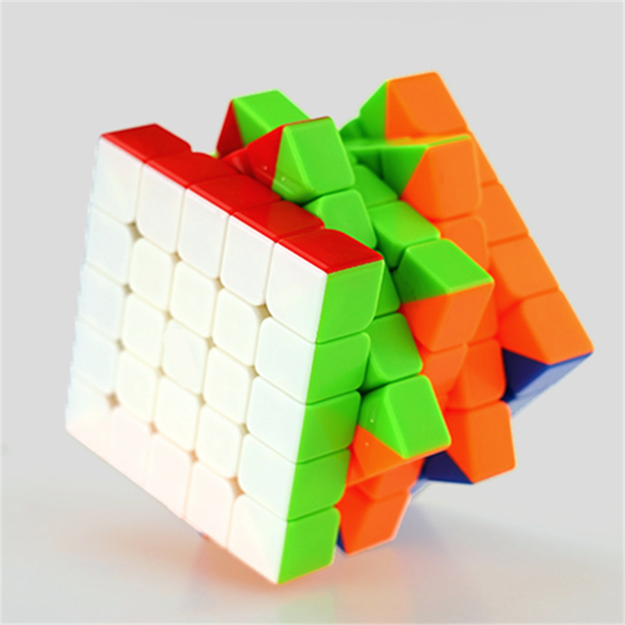 5x5x5 Classic Speed Magic Cube Puzzle Game Cubes Hand Spinner Fidget Toys Children Gifts 5x5 Mini Anti Stress Cubo Magico 601653 yuxin zhisheng huanglong stickerless 7x7x7 speed magic cube puzzle game cubes educational toys for children kids