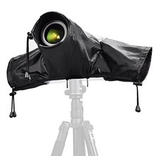 Professional Rain Cover Rain Waterproof Camera Protector Cover for Canon Nikon DSLR Cameras цена