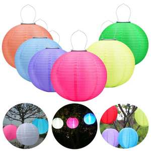 Led-Lights Paper-Bal...