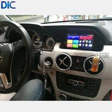 DLC Android sistema de navegación GPS car styling reproductor De 2013-2015 GLK mantener sistema original de 10.25 pulgadas de audio y vídeo de vídeo mp3 mp4