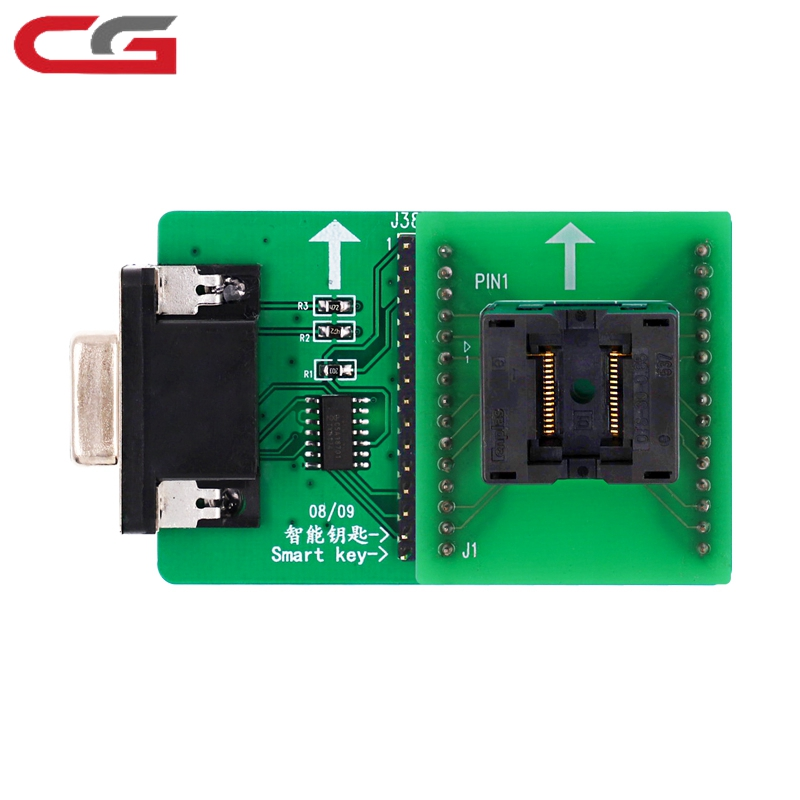 CGMB NEC Adapter Support NEC Keys Rrase, Read & Write Works For CGDI MB For Mercedes Key Programmer Free Shipping