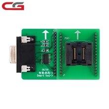 CGMB adaptador NEC soporte NEC teclas Rrase, lectura y escritura funciona para CGDI MB para llave para Mercedes programador gratis