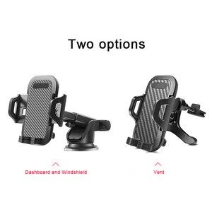 Image 3 - Arvin multi fonction voiture support pour téléphone pare brise tableau de bord pour iPhone xiaomi téléphone portable support smartphone voiture