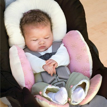 Baby Stroller Cushion soft PP Cotton head body protection pad 0-24 months baby Car Seat Safety Newborn Pillow