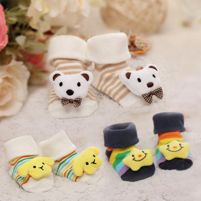 Baby Anti-Slip Animal Pattern Socks
