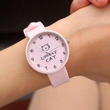 Jbrl 2018 силикон женские наручные часы девушки платье Для женщин часы для Женский Часы Montre Femme Relogio feminino