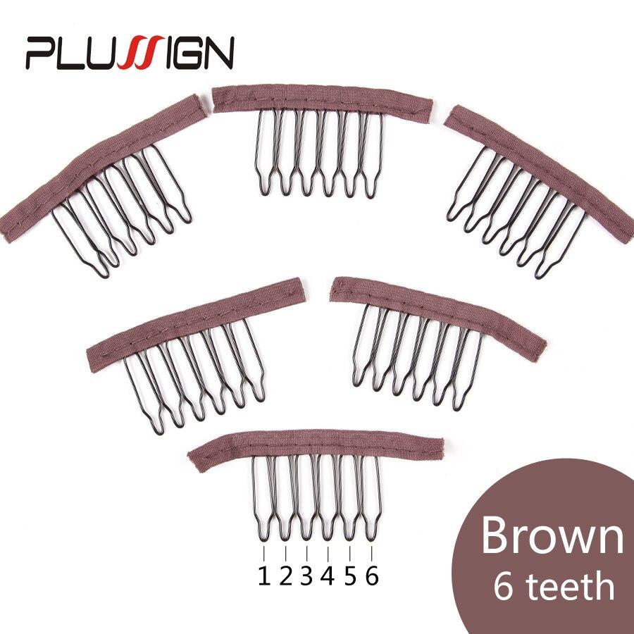 6teeth brown