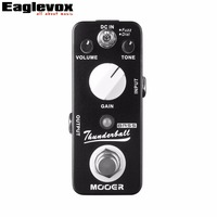 Mooer Thunderball Bass Fuzz Electric Guitar Effect Pedal True Bypass MOD3