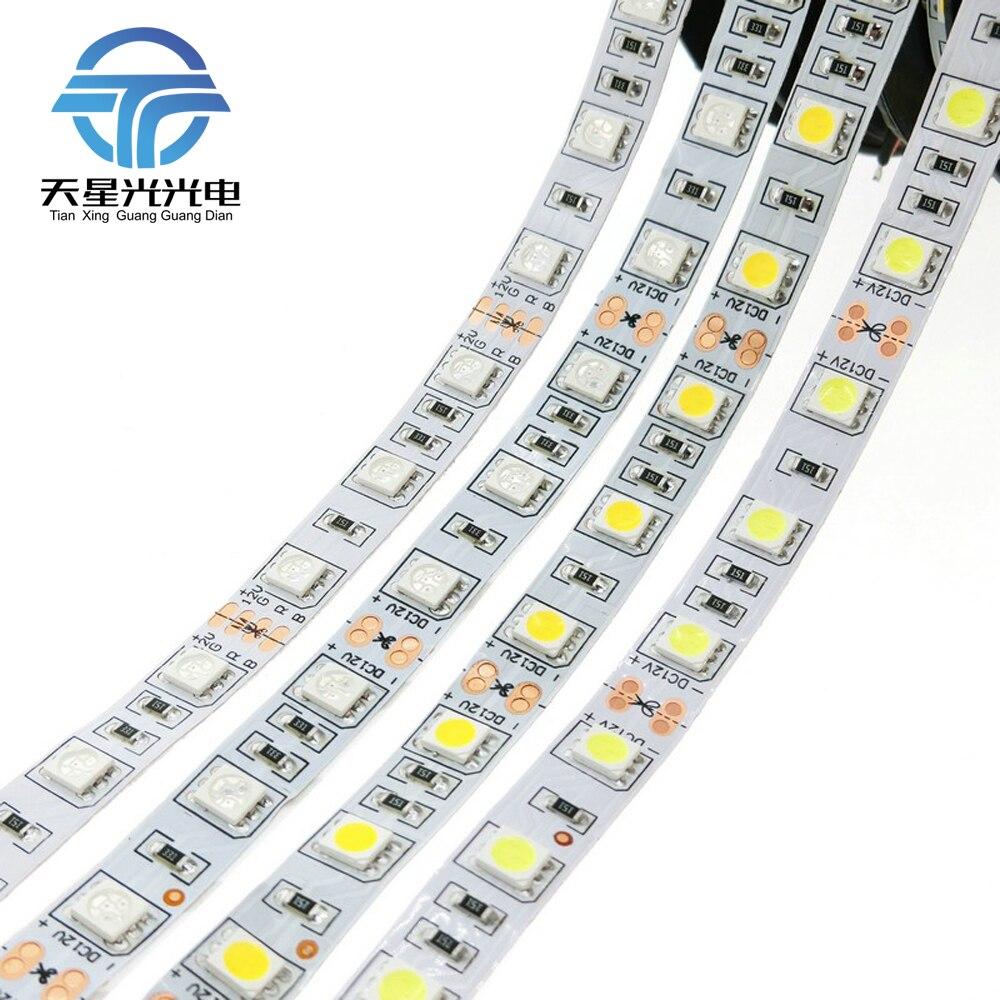 TXG Ingyenes szállítás LED szalag 5050 DC12V Rugalmas LED fény - LED Világítás - Fénykép 3