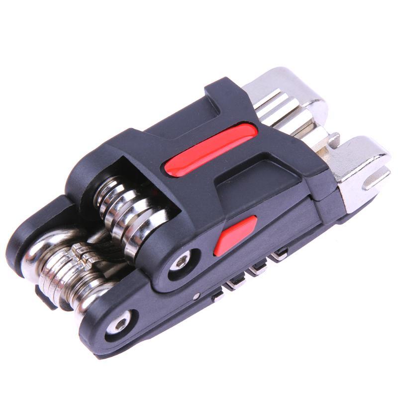 Мини Ремонт Карманный складной инструмент 11 в 1 Велосипедный Спорт Маутейн дорожный велосипед набор инструментов Велоспорт нескольких Repair ... ...