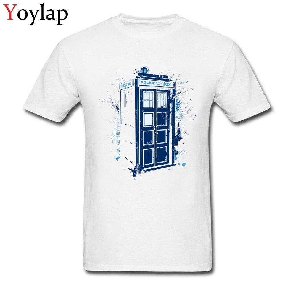 Новое поступление Повседневное футболка Для мужчин хлопковый топ летние футболки Осень o-образным вырезом короткий рукав мультфильм Дизай...