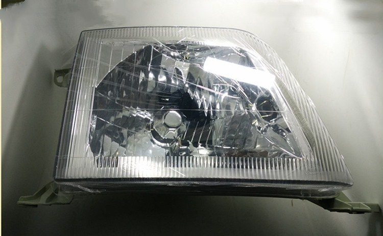 eOsuns headlight assembly for toyota land cruiser prado LC90 2700 3400,2pcs