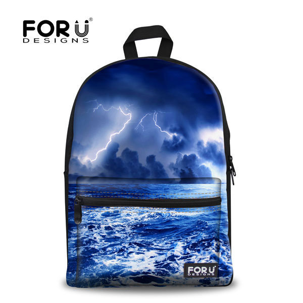 цена на High-capacity Korean Blue Sky Backpack Pretty Style Canvas Candy Color Men's Backpack College Student School Book Bag