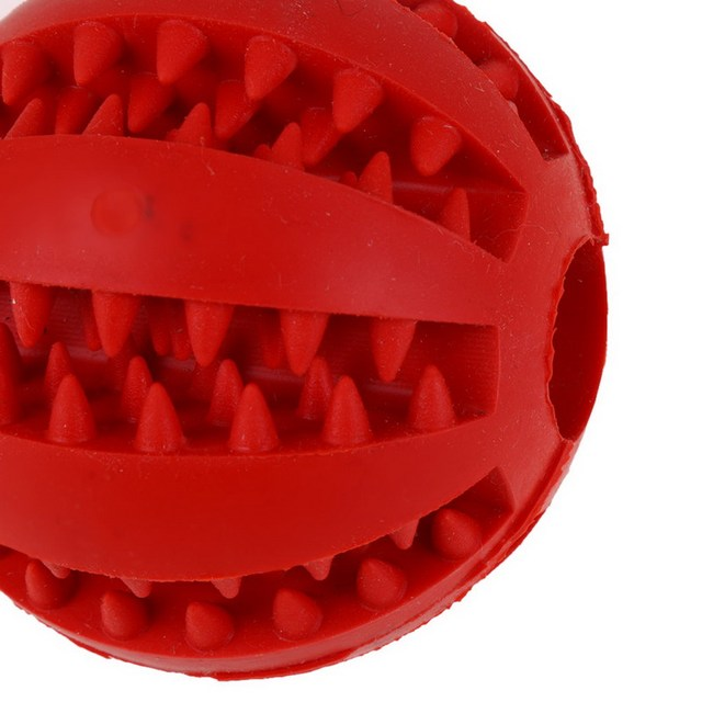 Dog Toy Interactive Rubber Balls