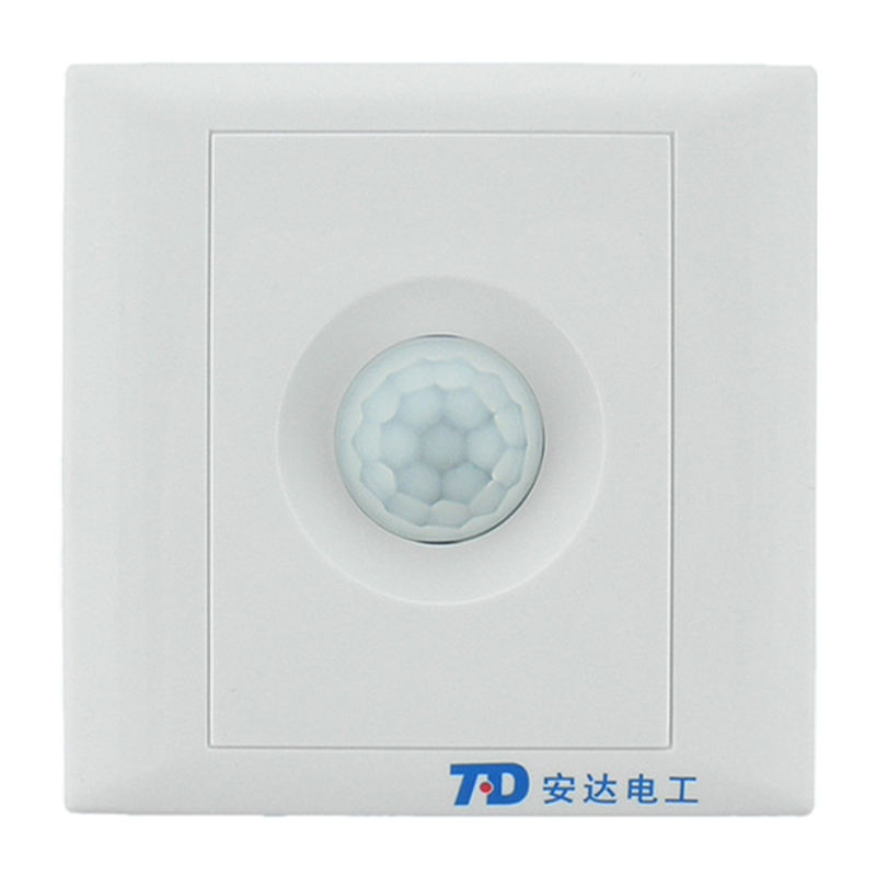 Sound And Light Control Delay Motion Sensor Switch For: TD White TAD T28AX 220V Sound And Light Control Delay