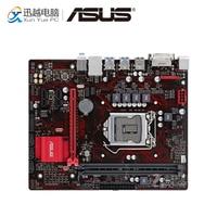 Asus EX B150M V3 Desktop Motherboard B150 Socket LGA 1151 For Core i7 i5 i3 DDR4 32G USB3.0 Micro ATX Original Used Mainboard
