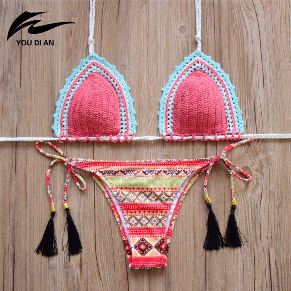2016 donne costume da bagno bikini alluncinetto donne dello swimwear nuovi costumi da bagno
