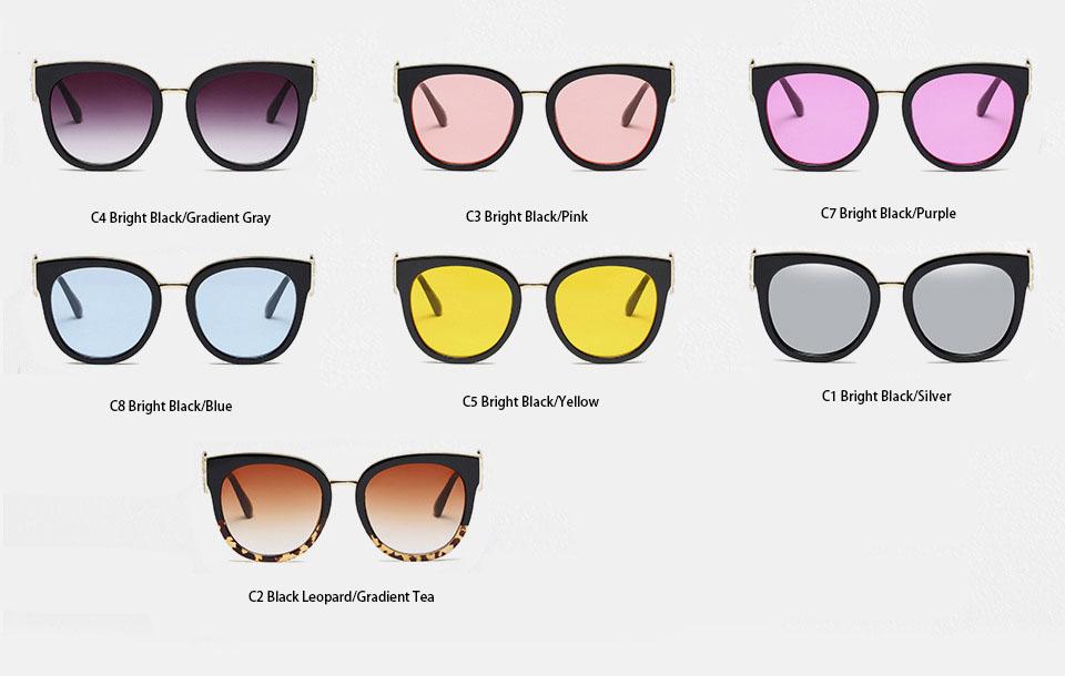 HTB1gZmBgEQIL1JjSZFhq6yDZFXaH - Oversized Crystal Acetate Black Cat Eye Sunglasses 2018