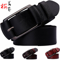 Newest Fashion Style Designer Belts For Men High Quality  Genuine Leather Belt Classic Cowskin Pin Buckle Strap Cintos