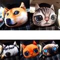 Подголовник на автомобильное сиденье  подушка на голову для собак и кошек  тигра  Автомобильный подголовник  автомобильные принадлежности  ...