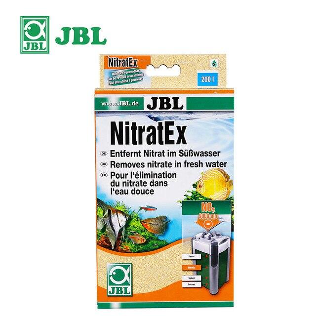 1 세트 jbl nitratex 민물 수족관 필터 소재 250 ml 질산염 no3 이외에